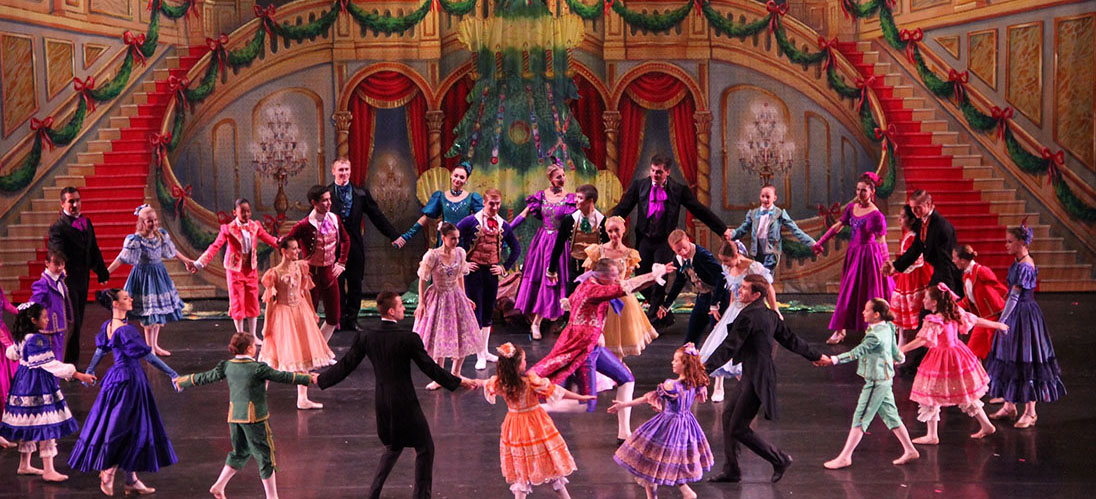 RUSSIAN NUTCRACKER – Tobys School Of Dance